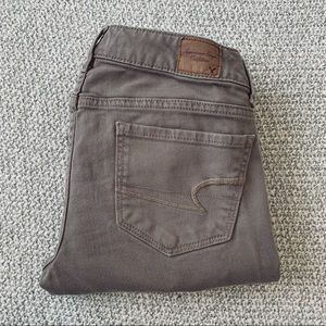 American Eagle Skinny Jeans - Size 0 Short